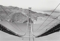 Peter Stackpole (American, 1913-1997) Golden Gate Bridge, 1935 Gelatin silver, printed later 8-3/