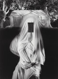 Photographs, Jerry Uelsmann (American, b. 1934). Untitled (Woman in cloth), 1991. Platinum, 1993. 23 x 17-1/8 inches (58.4 x 43.5 cm)...