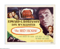 "Movie Posters:Mystery, The Red House (United Artists, 1947). Title Lobby Card (11"" X 14"").Offered here is a vintage, theater-used title card for t..."