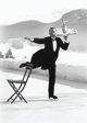 Alfred Eisenstaedt (American, 1898-1995) Ice Skating Waiter, 1932 Gelatin silver, printed later 17-1/2 x 13-1/2 inche