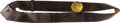 Edged Weapons:Swords, Civil War or Earlier Over the Shoulder Sling for the M1840 NCO/Musician's Sword with Provision for the Bayonet Scabbard in Abo...
