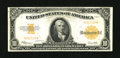 Large Size:Gold Certificates, Fr. 1173a $10 1922 Gold Certificate Very Fine-Extremely Fine. The Fr. 1173a's have lower serial numbers than the Fr. 1173's ...