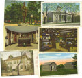 Political:Small Paper (1896-present), Lincoln Postcards A massive dealer's lot of twentieth centurypostcards totaling more than a thousand, most in color, some p...(Total: 1000 )