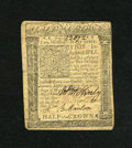 Colonial Notes:Delaware, Delaware January 1, 1776 2s/6d Extremely Fine. This note is nicelysigned and problem-free save for a very minor stain on th...