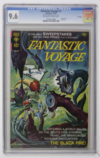 "Gold Key Silver Age ""Fantastic"" CGC File Copy Group (Gold Key, 1965-69).... (Total: 2)"