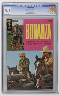 Bonanza #14 and 31 File Copies CGC Group (Gold Key, 1965-69).... (Total: 2)