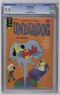Bronze Age (1970-1979):Cartoon Character, Underdog #3, 20, and 22 File Copies CGC Group (Gold Key, 1975-78)CGC Average NM 9.4.... (Total: 3)
