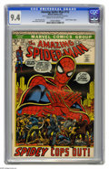 Bronze Age (1970-1979):Superhero, The Amazing Spider-Man #112 (Marvel, 1972) CGC NM 9.4 Cream to off-white pages. John Romita Sr. cover and art. Doctor Octopu...