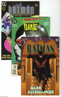 Modern Age (1980-Present):Superhero, Batman Group (DC, 1983-96) Condition: Average NM. Full short boxlot includes Batman #366, 401, 402, 403, 404, 405, 406,...