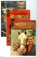 Silver Age (1956-1969):Miscellaneous, Gold Key Silver Age Group (Gold Key, 1962-70). Gold Key group,including Mister Ed, the Talking Horse #1 (FN); Scooby ... (7 ComicBooks)