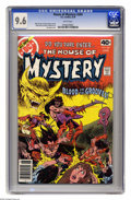 Bronze Age (1970-1979):Horror, House of Mystery #269 (DC, 1979) CGC NM+ 9.6 White pages. Jim Aparocover. Rudy Florese and Bruce Patterson art. Overstreet ...