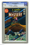 Modern Age (1980-Present):Horror, House of Mystery #307 (DC, 1982) CGC NM+ 9.6 White pages. Joe Kubert cover. Tom Sutton and Dan Spiegle art. Overstreet 2005 ...