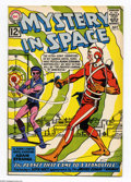 Silver Age (1956-1969):Superhero, Mystery in Space #75 (DC, 1962) Condition: VF. Justice League crossover. Carmine Infantino cover and art. There is some foxi...