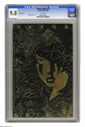 Modern Age (1980-Present):Miscellaneous, Razor Gothic #1 Leather Edition (London Night, 1998) CGC NM/MT 9.8 White pages. Not listed in Overstreet. CGC census 6/05: 1...