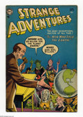Golden Age (1938-1955):Science Fiction, Strange Adventures #47 (DC, 1954) Condition: VG/FN. Murphy Andersoncover. Gil Kane, Carmine Infantino, Irwin Hansen, and Sy...