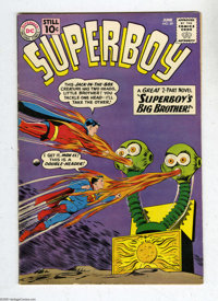 Superboy #89 (DC, 1961) Condition: VG/FN. First appearance of Mon-el. Second Phantom Zone. Curt Swan cover art. Swan, Ge...