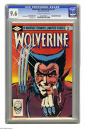 Modern Age (1980-Present):Superhero, Wolverine Group (Marvel, 1982). Lot features five copies of issue#1 of the 1982 limited series (first solo Wolverine comic;... (5Comic Books)