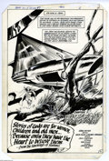 Original Comic Art:Splash Pages, Gene Colan and Klaus Janson - Jemm, Son of Saturn #7 Page OriginalArt, Group of 2 (DC, 1985). Jemm, the Son of Saturn finds...
