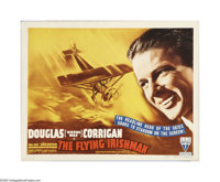 "The Flying Irishman (RKO, 1939). Title Lobby Card (11"" X 14""). Offered here is a vintage, theater-used poster..."