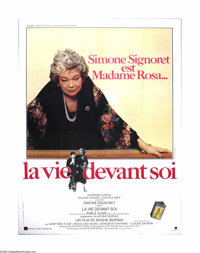 """Madame Rosa (Warner-Columbia, 1977). French Grande (47"""" X 63""""). Offered here is a vintage, theater-used poster..."""