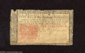 Colonial Notes:New Jersey, New Jersey March 25, 1776 6s Extremely Fine. The body of the note graded Extremely Fine but it is somewhat soft and there ar...