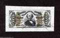 Fractional Currency:Third Issue, Fr. 1328SP Wide Margin Face 50c Third Issue Spinner Gem Crisp Uncirculated. An absolutely wonderful example of this wide mar...