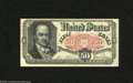 Fractional Currency:Fifth Issue, Fr. 1381 50c Fifth Issue About New. A light fold is found in theportrait of this note....