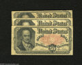Fractional Currency:Fifth Issue, 50c Fifth Issue Three Examples Good or Better. ... (3 notes)