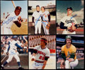 Autographs:Photos, Hall of Fame Signed Photograph Lot of 10.. ...
