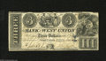 Obsoletes By State:Ohio, West Union, OH- Bank of West Union $3 Jan. 1, 1839 This is only thesecond note we have handled on this bank in our bimonth...