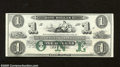 Obsoletes By State:Rhode Island, New Port, RI- New England Commercial Bank $1 18__ The minute imprint of the New England Bank Note Company is found on this ...