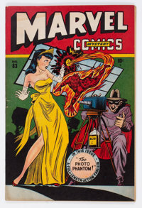 Marvel Mystery Comics #83 (Timely, 1947) Condition: FN+