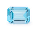 Gems:Faceted, Gemstone: Blue Topaz - 20.48 Cts.. Brazil. 13.20 x 18.04 x 9.51mm. ...