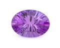 Gems:Faceted, Gemstone: Amethyst 9.97 Cts.. Brazil. 13.04 x 17.93 x 8.40 mm. ...
