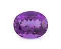 Gems:Faceted, Gemstone: Amethyst - 9.27 Cts.. Rwanda. 12.38 x 15.55 x 9.07mm. ...