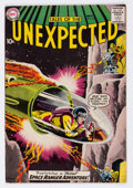 Silver Age (1956-1969):Science Fiction, Tales of the Unexpected #43 (DC, 1959) Condition: FN/VF....