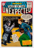 Silver Age (1956-1969):Science Fiction, Tales of the Unexpected #2 (DC, 1956) Condition: FN+....