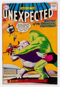 Silver Age (1956-1969):Horror, Tales of the Unexpected #40 (DC, 1959) Condition: FN-....