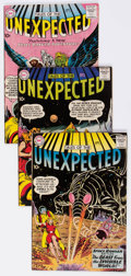 Silver Age (1956-1969):Horror, Tales of the Unexpected Group of 10 (DC, 1960-64) Condition:Average FN.... (Total: 10 Comic Books)