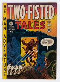 Golden Age (1938-1955):War, Two-Fisted Tales #22 (EC, 1951) Condition: FN-....