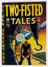 Two-Fisted Tales #18 (EC, 1950) Condition: VG-