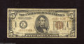 Small Size:World War II Emergency Notes, Fr. 2302 $5 1934A Hawaii Federal Reserve Note. Very Good. Five Dollar Hawaii notes were delivered from June 8, 1942 through...