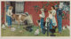 Norman Rockwell (American, 1894-1978) Country Agricultural Agent Lithograph in colors on paper 14-1/4 x 27-1/2 inches...