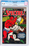 Silver Age (1956-1969):Horror, Showcase #61 Spectre (DC, 1966) CGC VF- 7.5 Cream to off-whitepages....