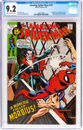 Bronze Age (1970-1979):Superhero, The Amazing Spider-Man #101 (Marvel, 1971) CGC NM- 9.2 Cream tooff-white pages....