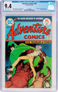 Bronze Age (1970-1979):Horror, Adventure Comics #438 (DC, 1975) CGC NM 9.4 Off-white to whitepages....