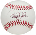 Autographs:Baseballs, Derek Jeter Single Signed Baseball. . ...