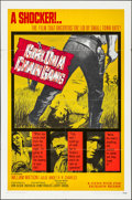 """Movie Posters:Exploitation, Girl on a Chain Gang & Others Lot (Four Star Excelsior,R-1970). One Sheets (3) (27"""" X 41""""). Exploitation.. ... (Total: 3Items)"""