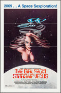 "Movie Posters:Sexploitation, The Girl from Starship Venus & Other Lot (IntercontinentalReleasing, 1976). One Sheets (2) (27"" X 41""). Sexploitation.. ...(Total: 2 Items)"