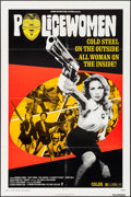 """Movie Posters:Exploitation, Policewomen & Other Lot (Crown International, 1974). One Sheets(2) (27"""" X 41""""). Exploitation.. ... (Total: 2 Items)"""